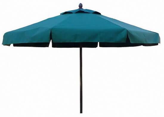 咖啡桌遮陽傘
