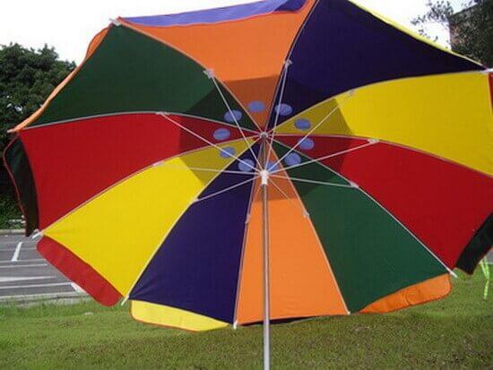 五百萬雨傘