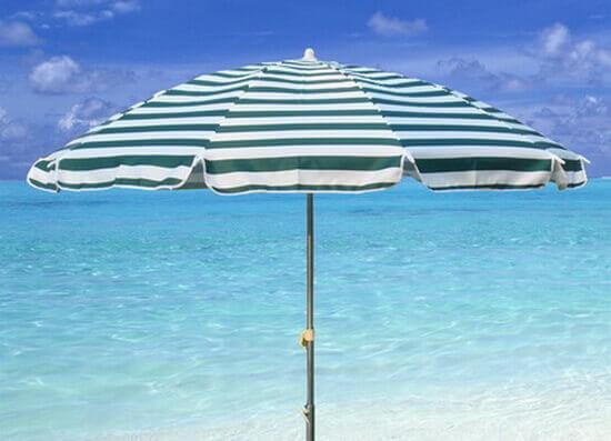 沙灘雨傘,抗uv大遮陽傘