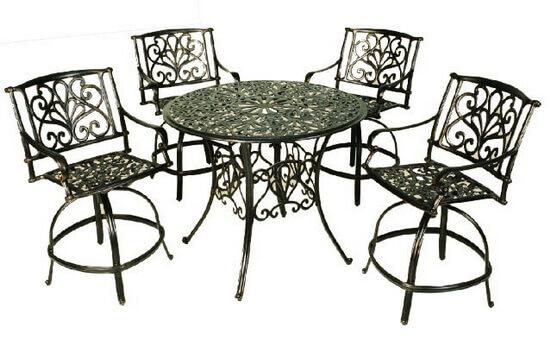 庭園休閒椅組